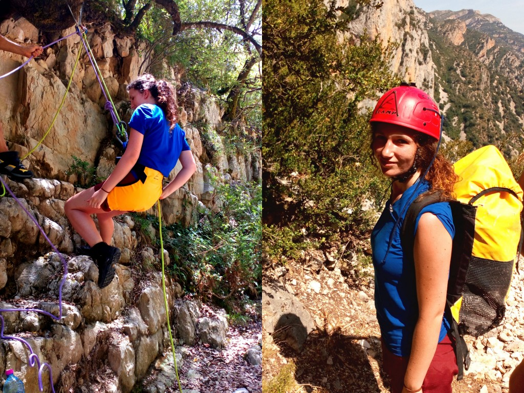 Canyoning in Sierra de Guara1