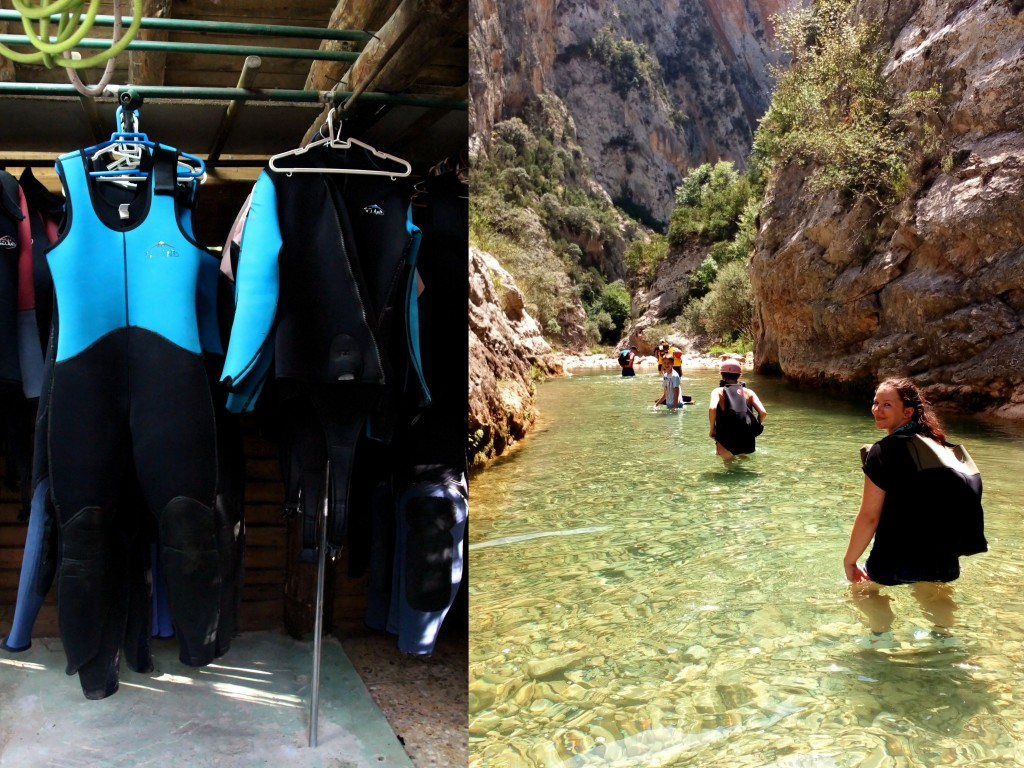 Canyoning in Sierra de Guara2