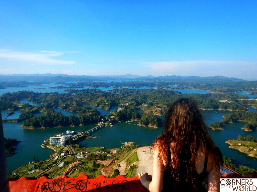 Pretty Picture Time #8 – kleurrijk Guatapé in Colombia