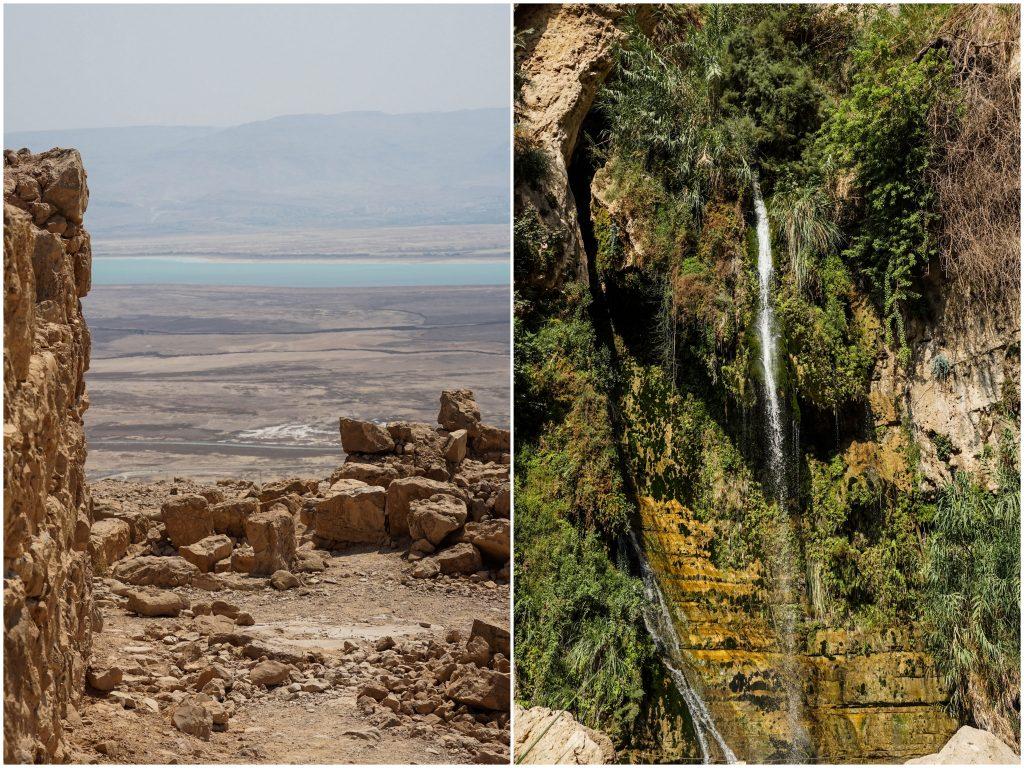 Dode Zee en omgeving Israel