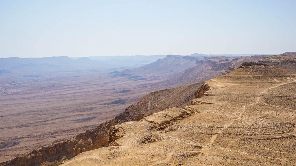 Makhtesh-Ramon-Israel
