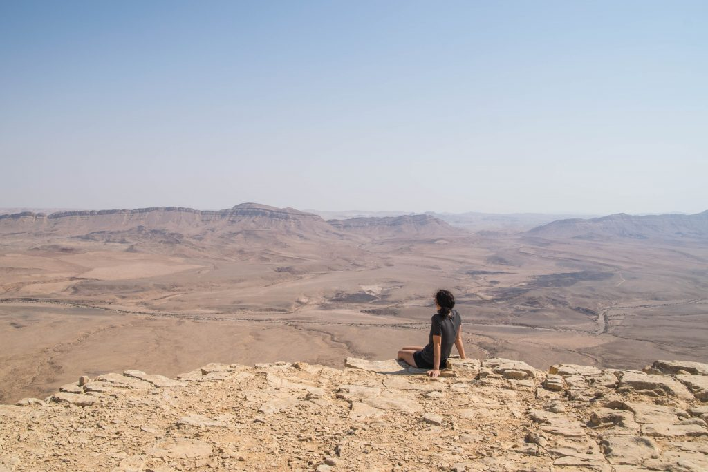 Pretty Picture Time #17 – Makhtesh Ramon in Israël