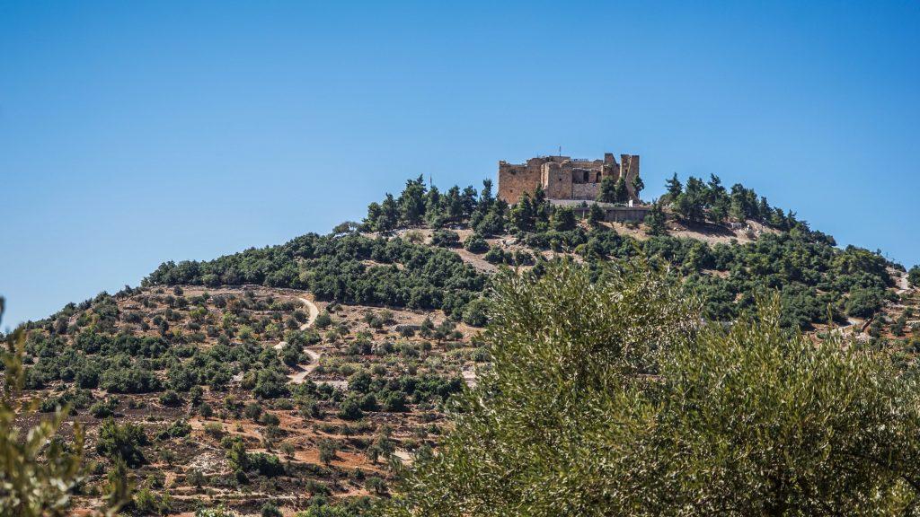 Amman-omgeving-Jordanié