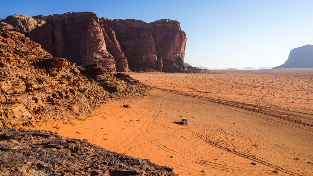 Overnachten-Jordanië-Wadi-Rum