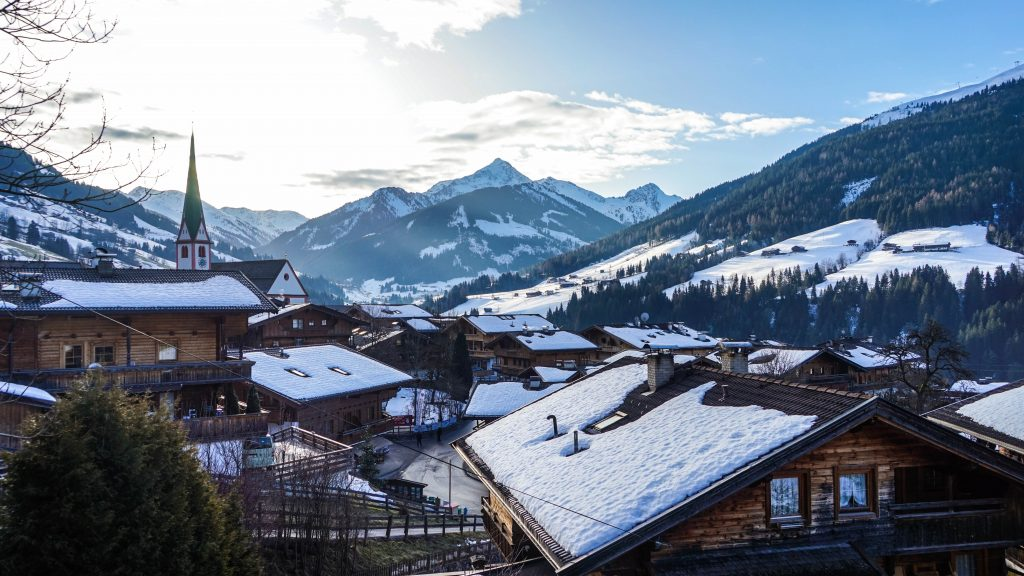 Winterwonderland genaamd Alpbachtal in Oostenrijk + VIDEO