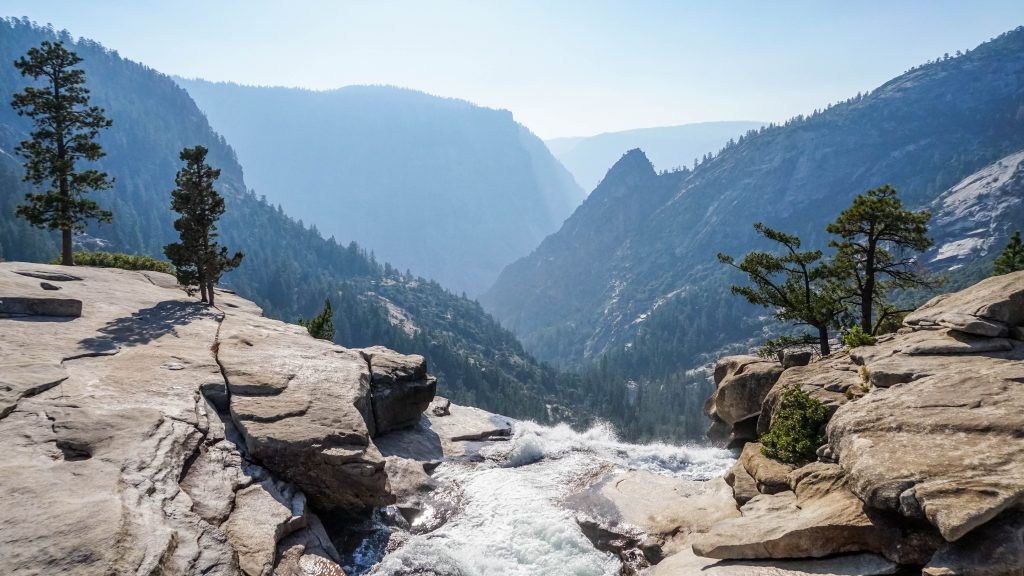 Yosemite-National-Park-Amerika