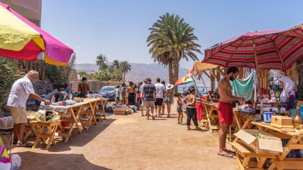 Dahab-vrijdagmarkt