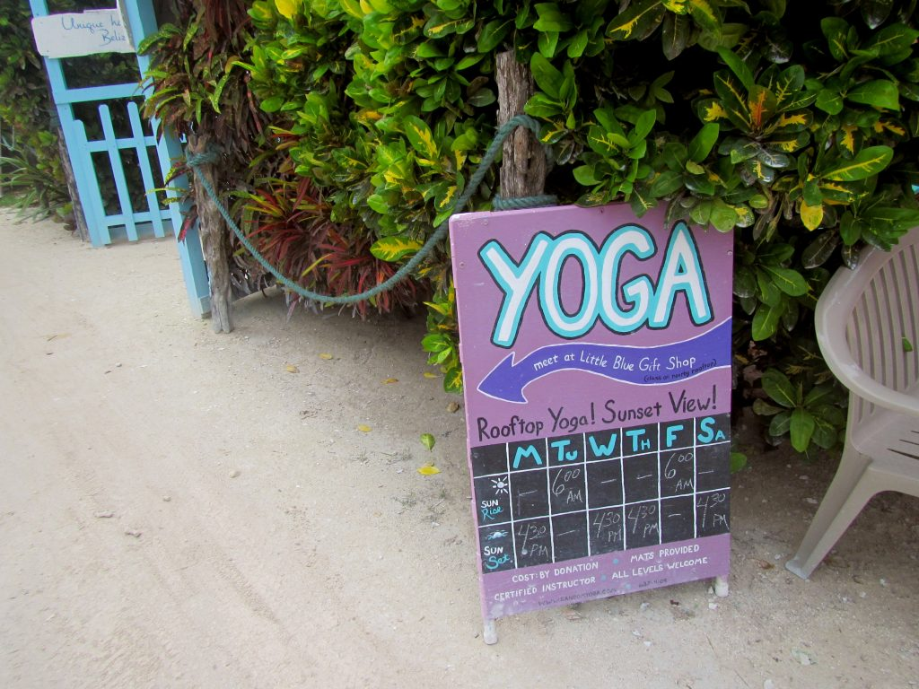 Yoga-Belize