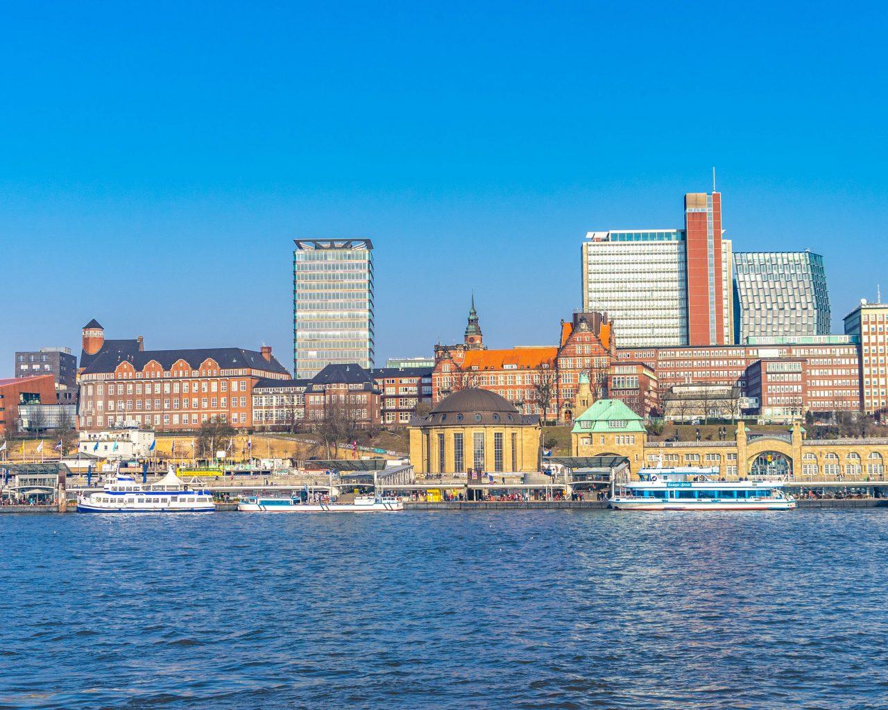 Hamburg-Duitsland