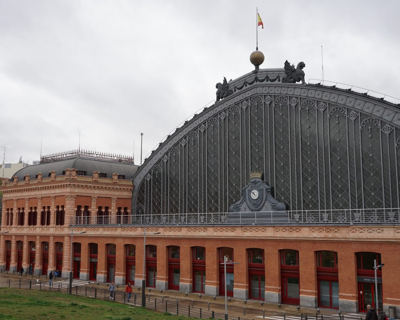 Atocha-treinstation-Madrid