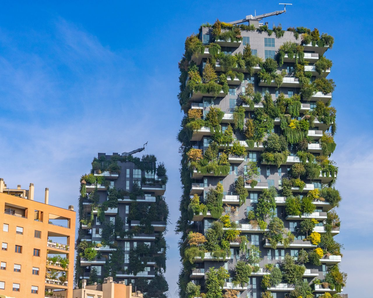 Bosco-verticale-in-Milaan