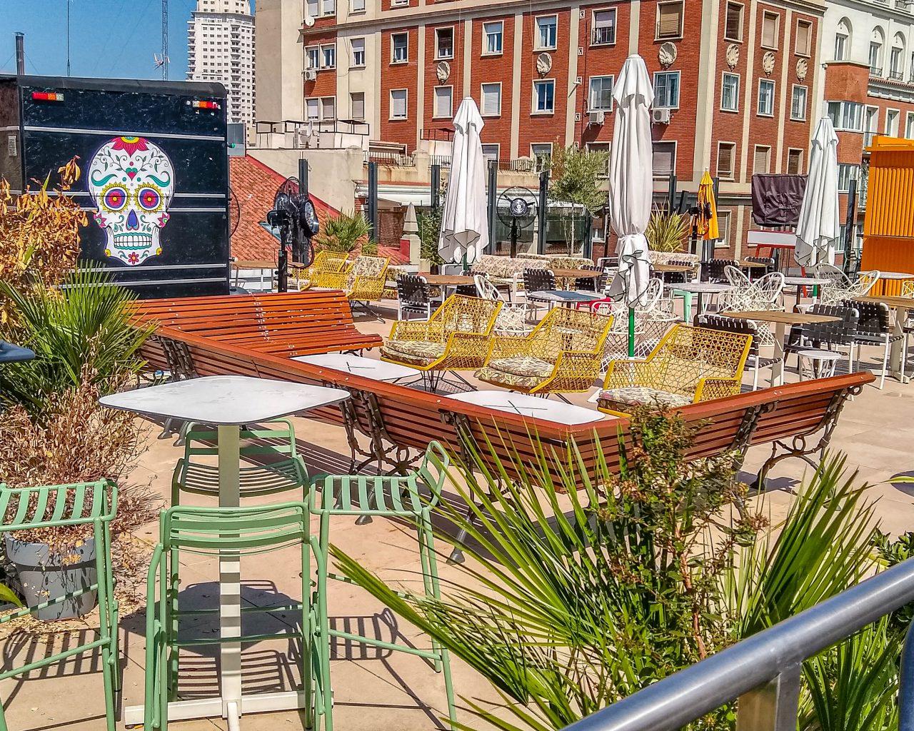 Dakterras-Generator-Hostel-Madrid