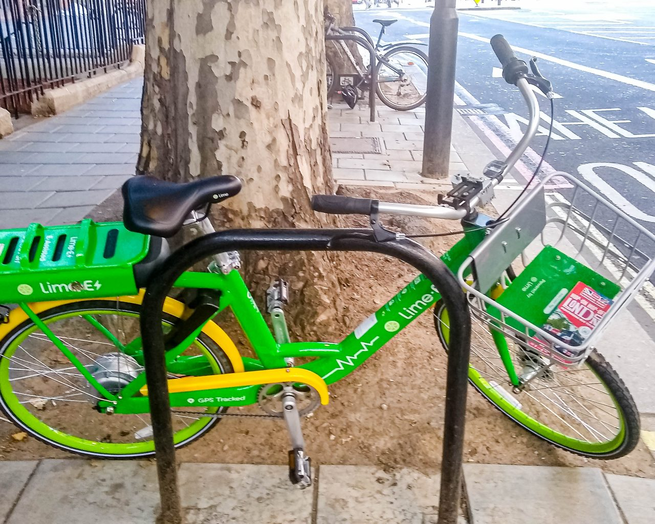 Lime-ebikes-Londen