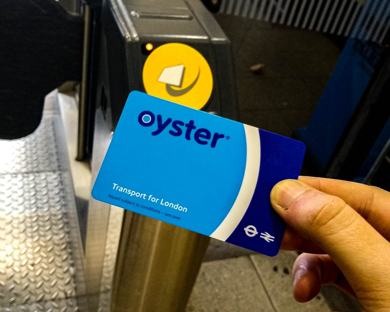 Oyster-card-Londen