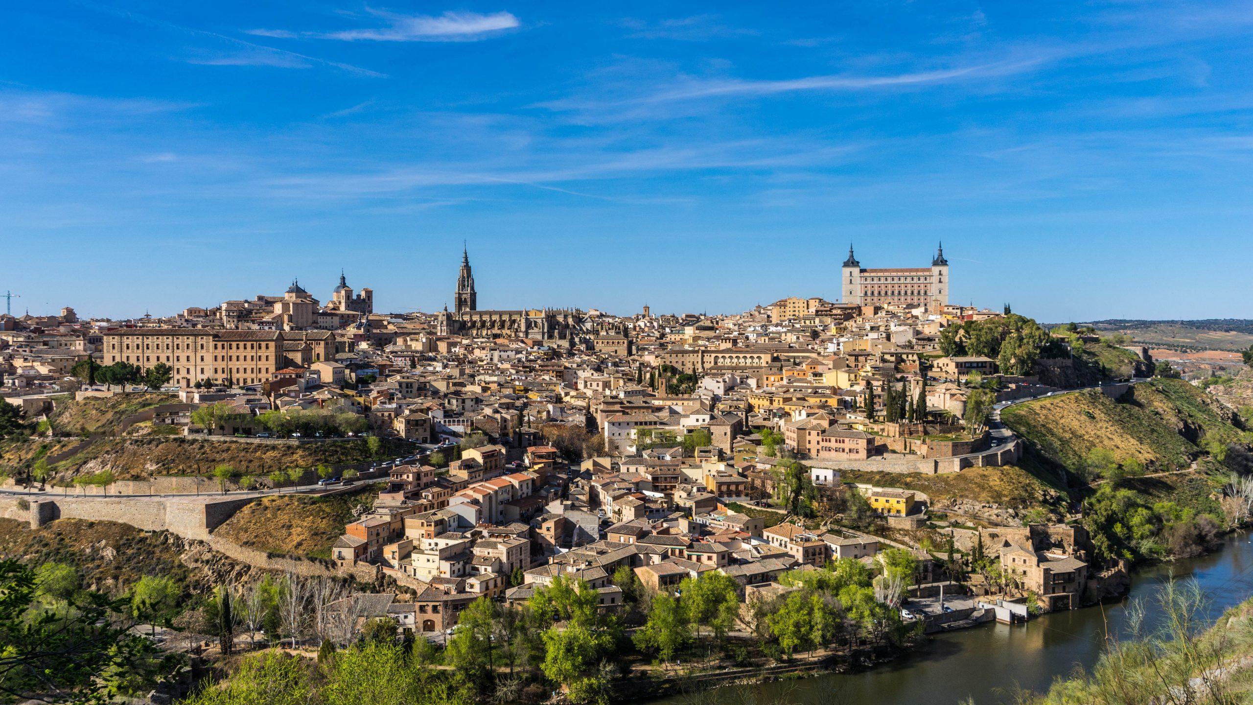 Panorama-uitzicht-over-Toledo