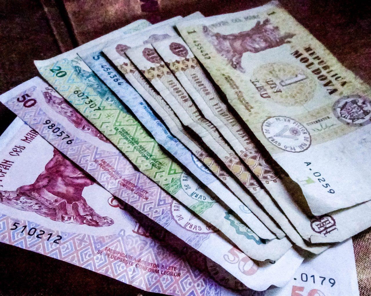 Moldavische-lei-geld