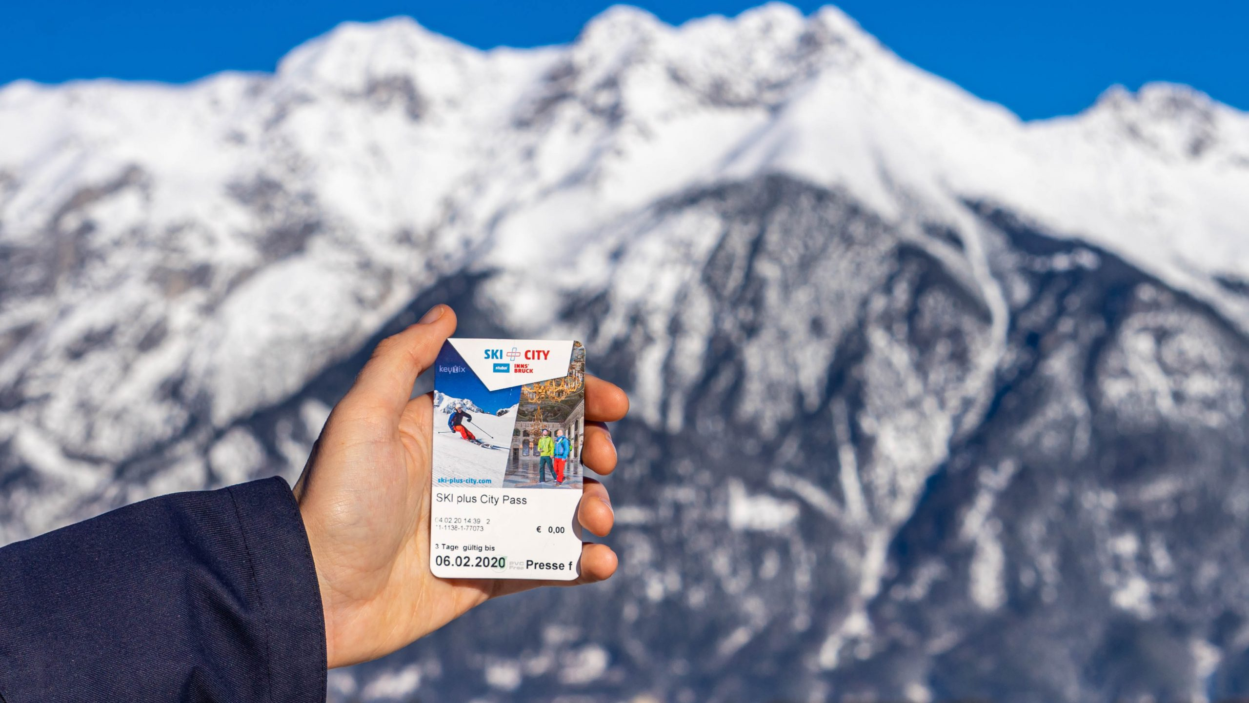 Ski-plus-city-pass-Innsbruck-in-bergen