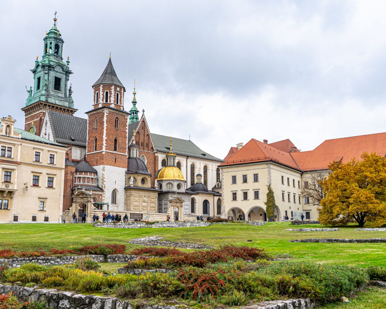 Wawel-in-Krakau-Roadtrip-Polen-Europa