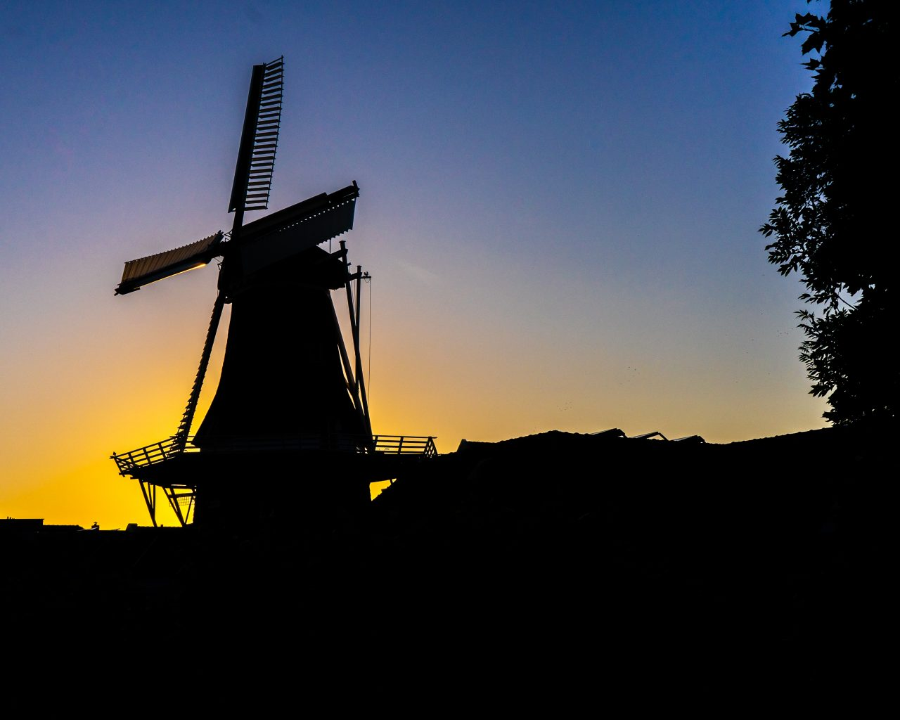 Pieterpad-windmolen-Winsum
