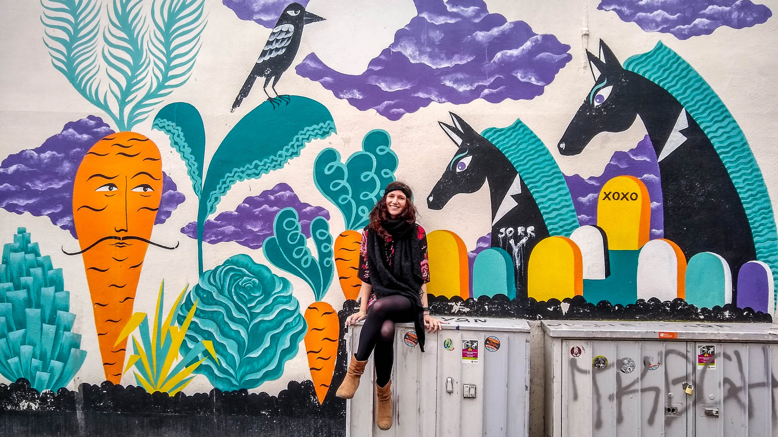 Jessica-met-street-art-in-Breda