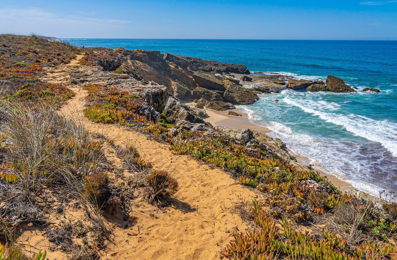 Wandelpad-Fisherman's-Trail-Portugal