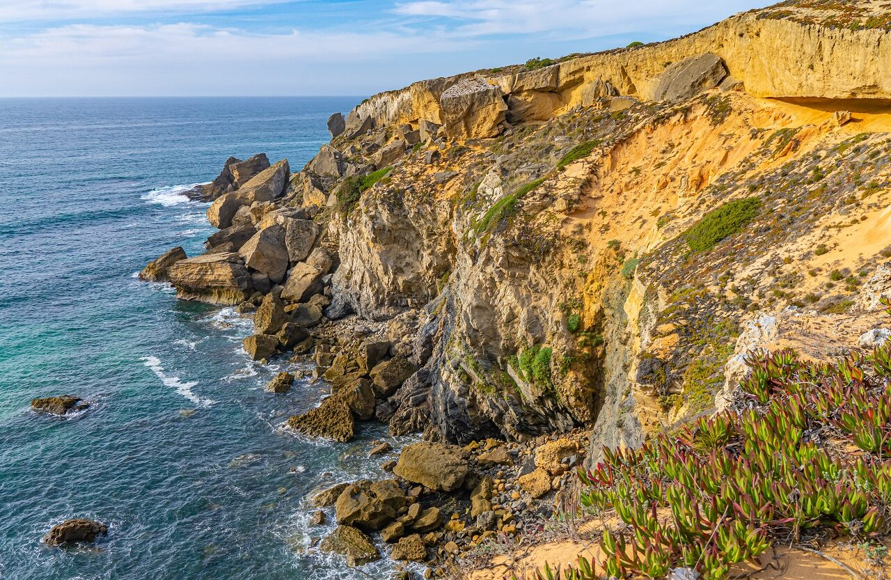 Fisherman's-Trail-Portugal-kliffen