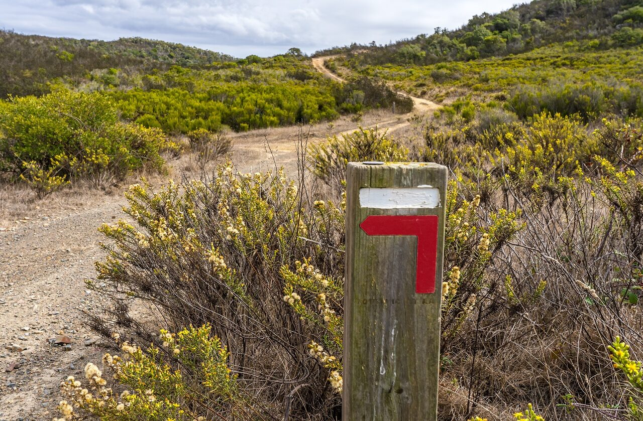 historical-trail-in-portugal-markering
