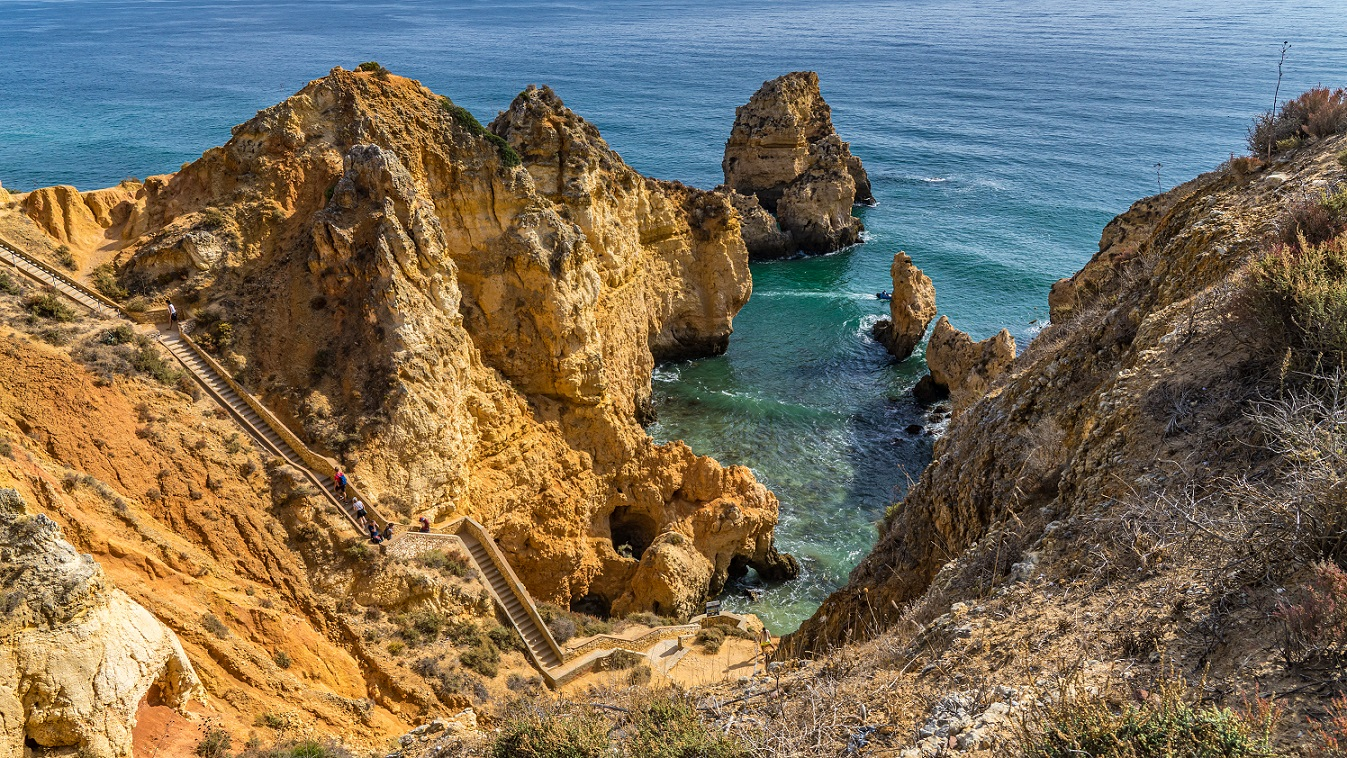 Praia-do-Camilo-Lagos-in-Portugal